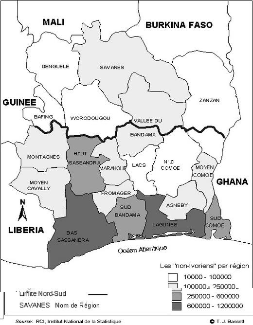 """<p class=""""typeart-article titre"""">Les """"non Ivoiriens"""" par région</p>"""